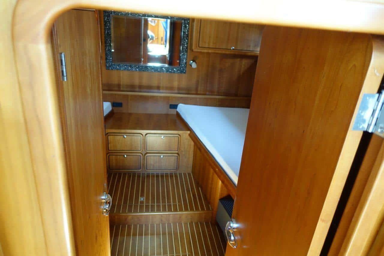 Linssen Grand Sturdy 410 AC Twin Stabilisatoren (1)