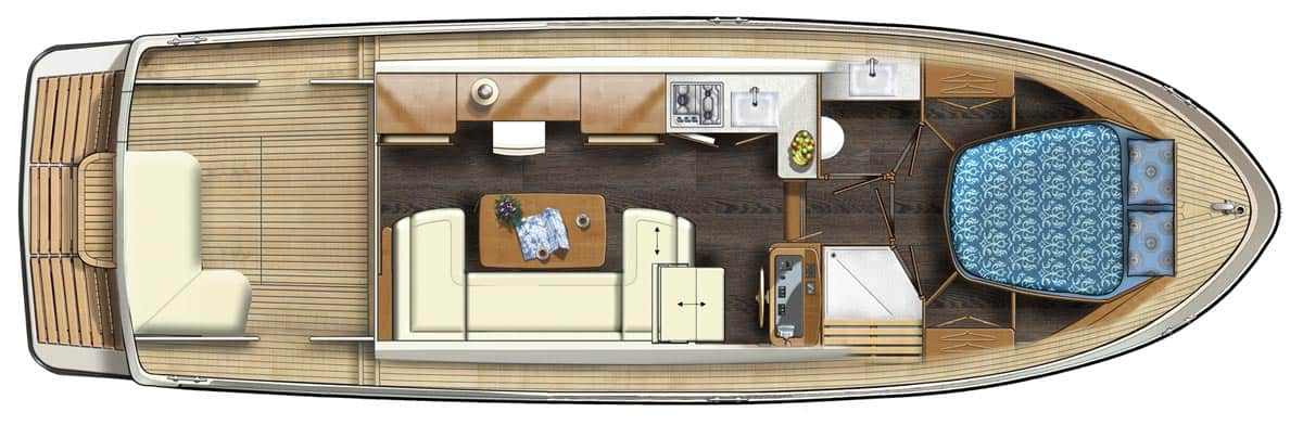 Linssen-35-SL-Sedan-layout